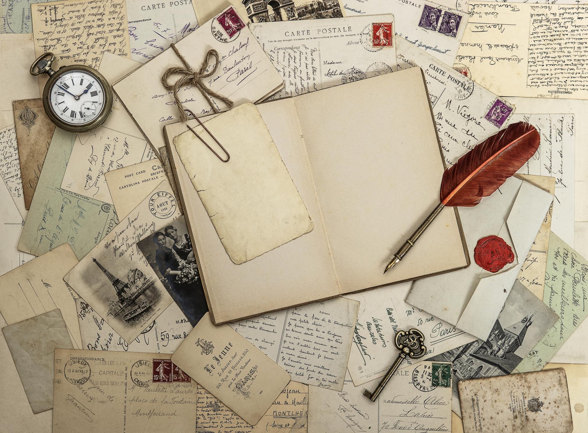 Как из старой книги сделать личный дневник