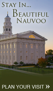 Stay in Beautiful Nauvoo