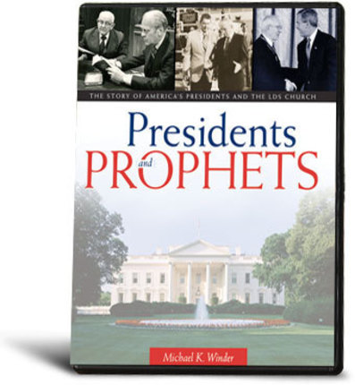 9 Amazing Photos of Prophets Meeting Presidents