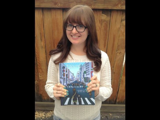 Returned Missionary Turns Mission Experience Into a Graphic Novel (Photos)