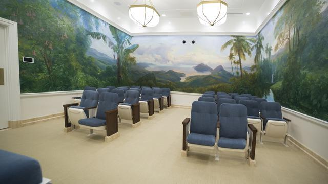 Church Releases First Pictures Inside the Renovated Fiji Temple