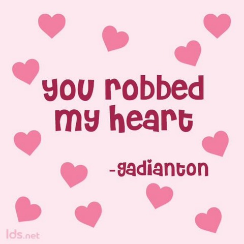 Gadianton Heart Robber