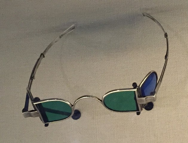 Hyrum Smith's Sunglasses +9 More Treasures at the Church History Museum