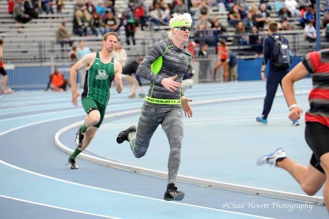 Tyson Gunter ein blinder Mormone bei den Olympischen Spielen