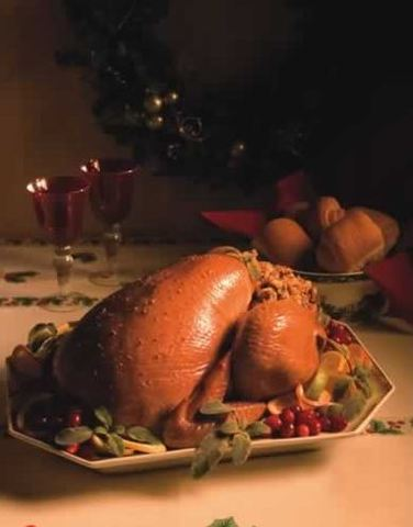 Thanksgiving Recipes: Roast Turkey