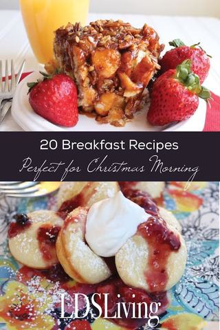 20 Breakfast Recipes Perfect for Christmas Morning