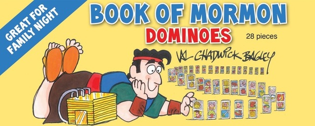 Book of Mormon Dominoes