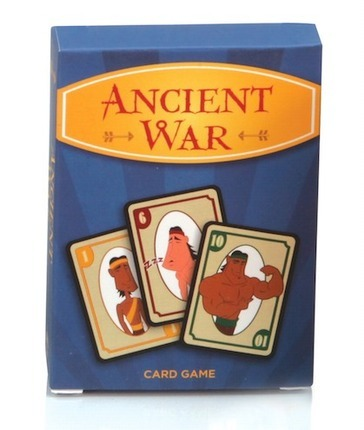 Anicent War Card Game