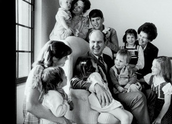 President Nelson and His Children