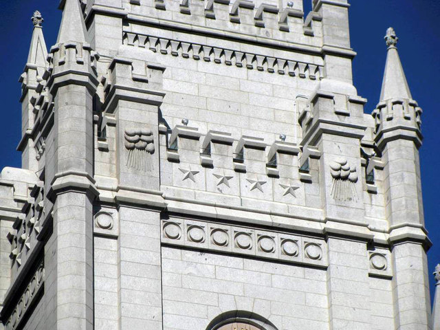5 Types Of Stars Youll Find On Lds Temples The Fascinating
