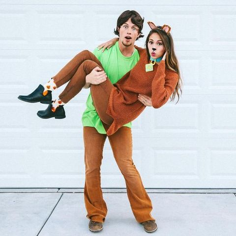 Clever Last-Minute Halloween Costumes