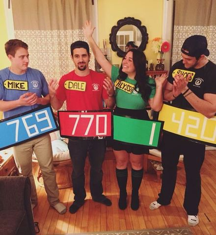 Clever Last-Minute Halloween Costumes  sc 1 st  LDS Living & 40 Clever Last-Minute Halloween Costumes for the Whole Family | LDS ...