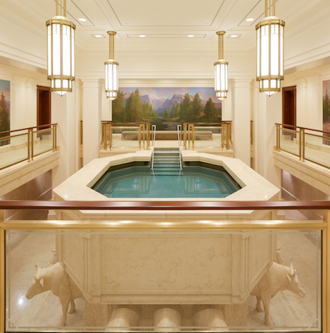 Church Releases First Look Inside Meridian Idaho Temple
