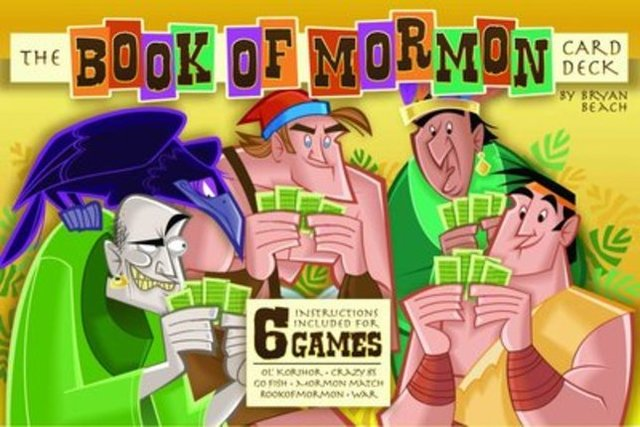 13 LDS Games & Puzzles Perfect for Families