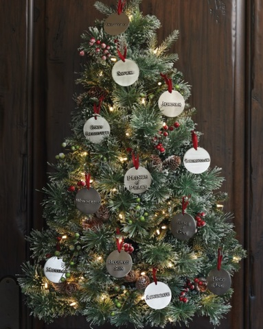 Names of Christ Ornaments