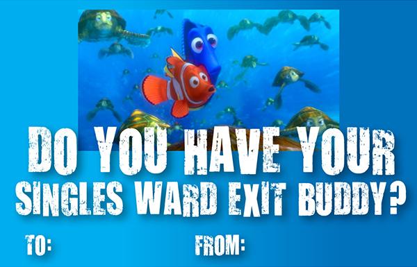 Finding Nemo Valentine
