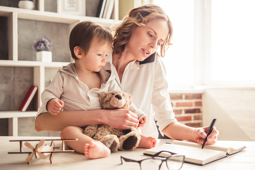 What Not to Say to Stay-at-Home or Working Moms