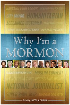 Why I'm a Mormon