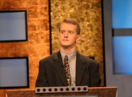 Just Asking: Ken Jennings