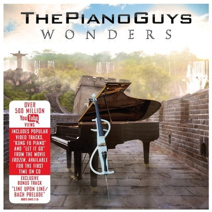 Piano Guys Release Stunning Piano Solo of