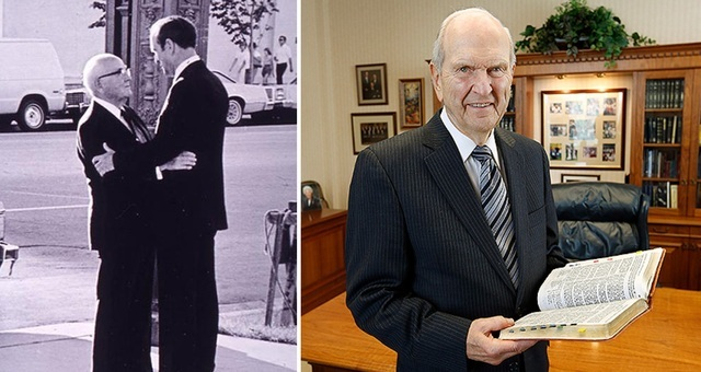 The Conversation President Nelson Had with a Future Prophet That Made a Lasting Impact