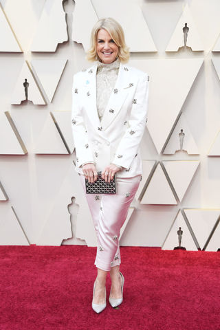 Sarah Kate Ellis at the 2019 Academy Awards