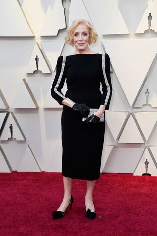 Holland Taylor at the Academy Awards