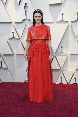 Rachel Weisz at the 2019 Academy Awards