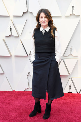 Nicole Holofcener at the Academy Awards