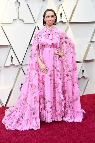 Maya Rudolph at the 2019 Academy Awards