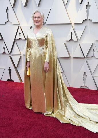 Glenn Close at the 2019 Academy Awards
