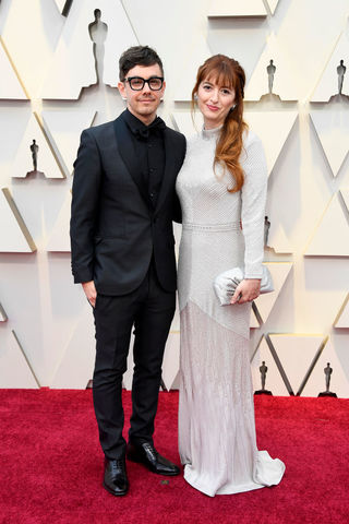 Marielle Heller at the 2019 Academy Awards