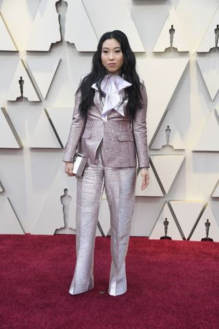 Awkwafina at the Academy Awards