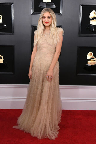Kelsea Ballerini at the 2019 Grammys