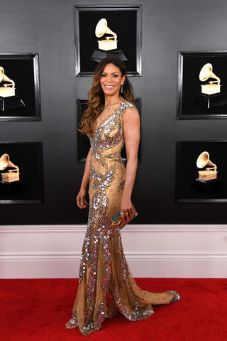 Merle Dandridge at the Grammys