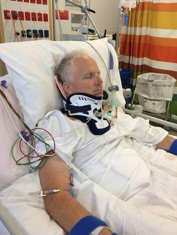President Bingham recovering in the hospital
