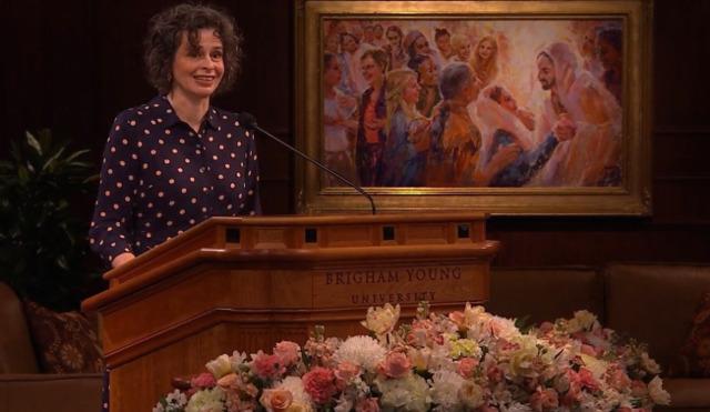 Conferencia de la mujer byu 2020