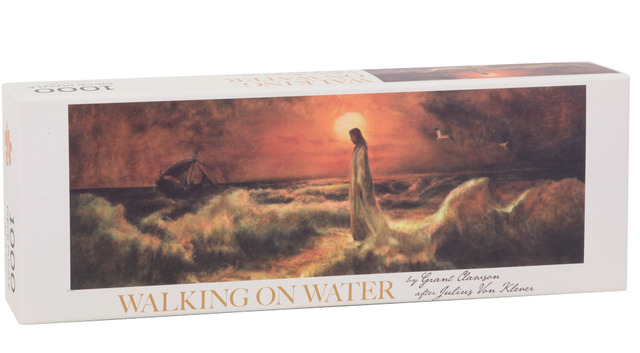 Walking on Water 1000 Piece Puzzle