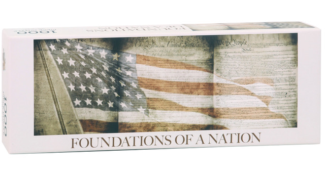 Foundations of a Nation 1000 Piece Puzzle