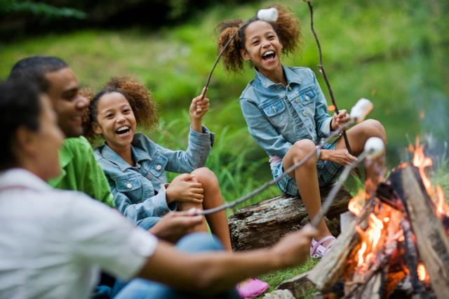 happy campers how to have a successful family camping trip lds living