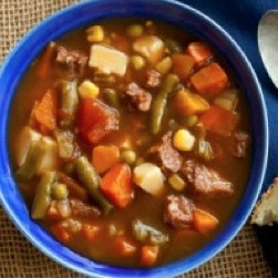 Food Storage Recipe Old-fashioned Veggie Soup : lds food storage recipes  - Aquiesqueretaro.Com