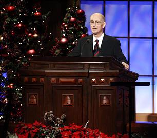 Lds Christmas Devotional.First Presidency Christmas Devotional President Eyring