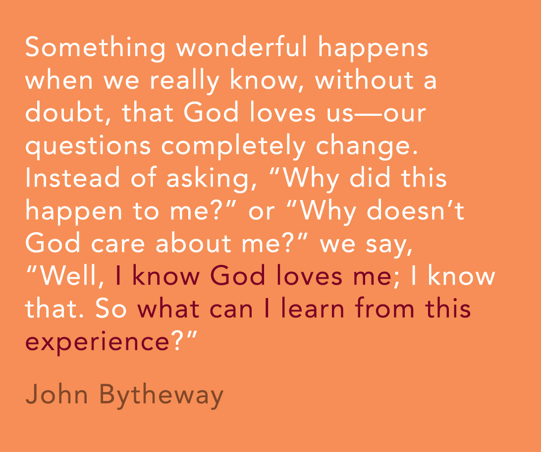 11 Life-changing Quotes from John Bytheway
