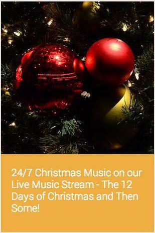 Stream Christmas Music.Tabernacle Choir 24 7 Christmas Music Stream Offered For