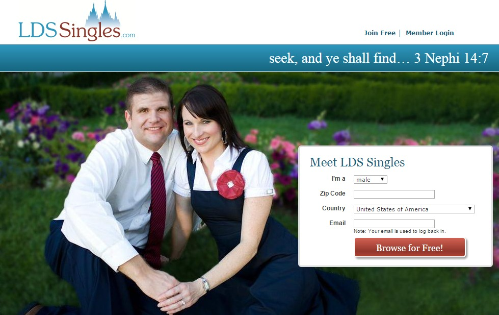 Lds singles website