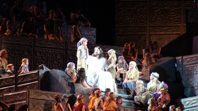 Behind the Scenes of the Hill Cumorah Pageant
