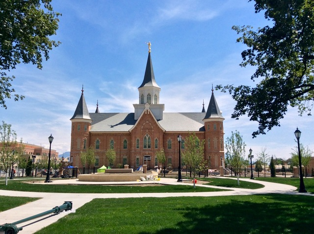 9 New Photos of Provo City Center Temple