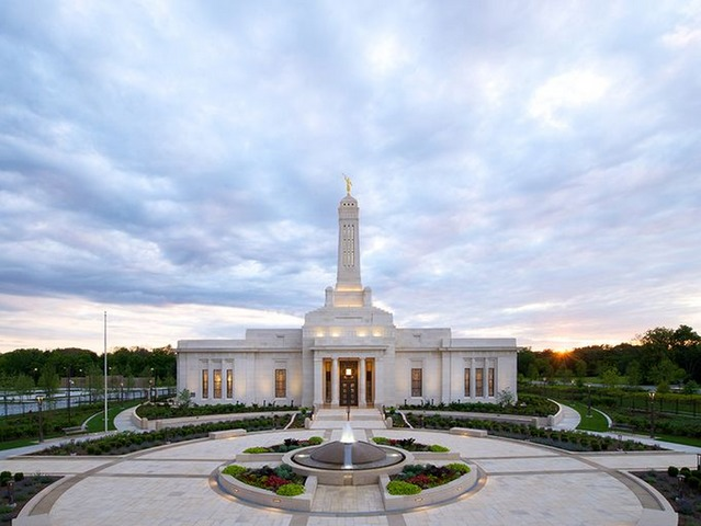 Photo Gallery: Stunning New Photos of the Indianapolis Temple