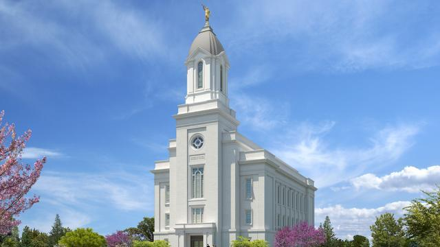 Photos: Cedar City Temple Groundbreaking