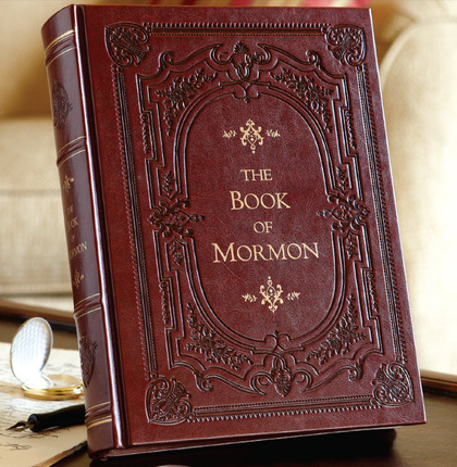How the Book of Mormon Design Has Changed Over the Last 100 Years